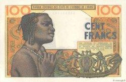 100 Francs type 1956 modifié 1960 BÉNIN  1965 P.201Bf NEUF