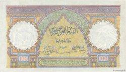 100 Francs type 1928 MAROC  1946 P.20 SUP