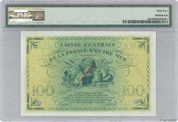 100 Francs type 1943 AFRIQUE ÉQUATORIALE FRANÇAISE  1946 P.18s pr.SPL