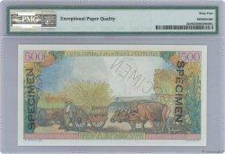 500 Francs Pointe à Pitre AFRIQUE ÉQUATORIALE FRANÇAISE  1946 P.25s pr.NEUF