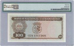 100 Escudos TIMOR  1959 P.24a NEUF
