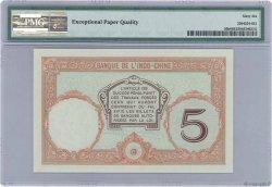 5 Francs NOUVELLE CALÉDONIE  1940 P.36b pr.NEUF