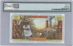 10 Francs ANTILLES FRANÇAISES  1966 P.08b pr.NEUF