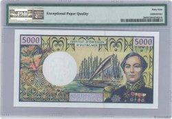 5000 Francs type 1970 modifié 1995 POLYNÉSIE, TERRITOIRES D
