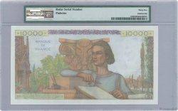 10000 Francs GÉNIE FRANÇAIS FRANCE  1953 F.50.64 SUP