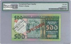 500 Francs - 100 Ariary MADAGASCAR  1974 P.64s SPL
