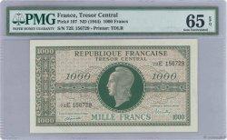1000 Francs MARIANNE FRANCE  1945 VF.13.02 pr.NEUF