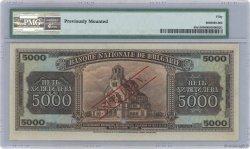 5000 Leva BULGARIE  1925 P.049s1 SUP+