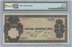500 Litu LITUANIE  1924 P.21a SUP