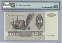 1000 Kroner DANEMARK  1992 P.053e NEUF