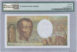 200 Francs MONTESQUIEU Modifié FRANCE  1994 F.70/2.01 pr.NEUF