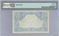 5 Francs BLEU FRANCE  1913 F.02.19 SUP+
