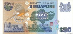 50 Dollars SINGAPOUR  1976 P.13a NEUF