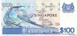 100 Dollars SINGAPOUR  1977 P.14 TTB
