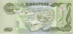 500 Dollars SINGAPOUR  1977 P.15a SUP