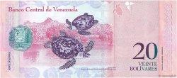 20 Bolivares VENEZUELA  2007 P.091a TTB