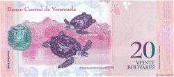 20 Bolivares VENEZUELA  2007 P.091a SPL