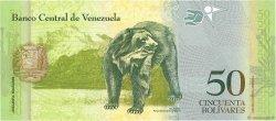 50 Bolivares VENEZUELA  2011 P.092c NEUF