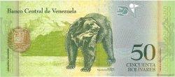 50 Bolivares VENEZUELA  2007 P.092a pr.NEUF
