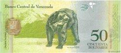 50 Bolivares VENEZUELA  2008 P.092a NEUF