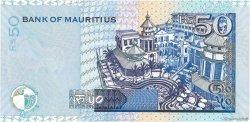 50 Rupees ÎLE MAURICE  2009 P.50e NEUF