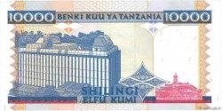 10000 Shillings TANZANIE  1997 P.33 SUP