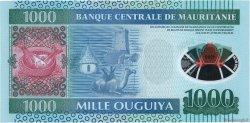 1000 Ouguiya MAURITANIE  2014 P.19 NEUF