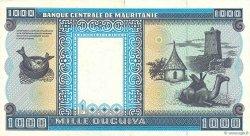 1000 Ouguiya MAURITANIE  1999 P.09a pr.SUP