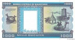 1000 Ouguiya MAURITANIE  1995 P.07g SPL