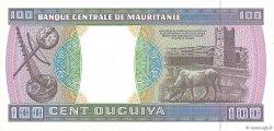 100 Ouguiya MAURITANIE  2001 P.04j SPL