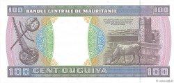 100 Ouguiya MAURITANIE  2002 P.04k NEUF