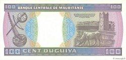 100 Ouguiya MAURITANIE  1985 P.04c SPL