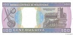 100 Ouguiya MAURITANIE  1985 P.04c NEUF