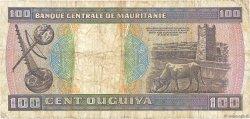100 Ouguiya MAURITANIE  1995 P.04g TB