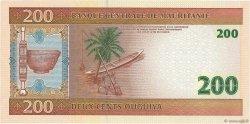 200 Ouguiya MAURITANIE  2004 P.11a SPL