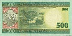 500 Ouguiya MAURITANIE  2004 P.12a NEUF