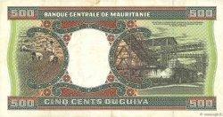 500 Ouguiya MAURITANIE  2001 P.08b TTB