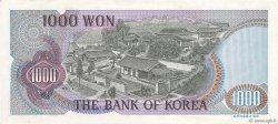 1000 Won CORÉE DU SUD  1975 P.44 SUP