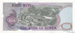 1000 Won CORÉE DU SUD  1975 P.44 SPL