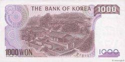 1000 Won CORÉE DU SUD  1983 P.47 TTB+