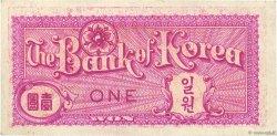 1 Won CORÉE DU SUD  1953 P.11b TTB