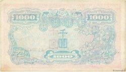 1000 Won CORÉE DU SUD  1950 P.03 TTB