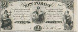2 Forint HONGRIE  1852 PS.142r1 NEUF