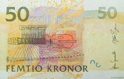 50 Kronor SUÈDE  2008 P.64c NEUF