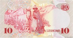 10 Maloti LESOTHO  1984 P.06b NEUF