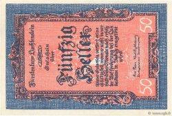 50 Heller LIECHTENSTEIN  1920 P.03 NEUF