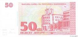 50 Denari MACÉDOINE  1993 P.11a pr.NEUF