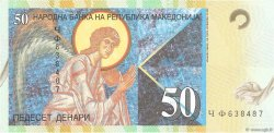 50 Denari MACÉDOINE  2003 P.15d NEUF