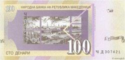 100 Denari MACÉDOINE  2000 P.16c NEUF