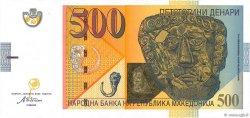 500 Denari MACÉDOINE  2003 P.21a NEUF
